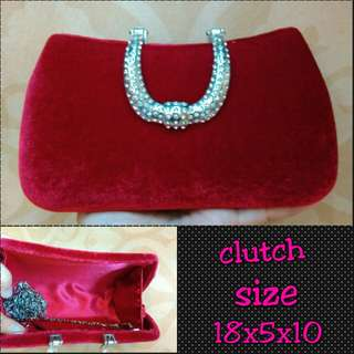 Tas Pesta import