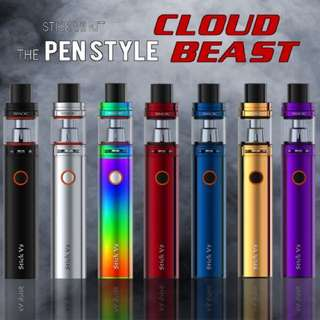 SMOK Stick V8 Baby Kit with TFV8 Baby 2000mAh