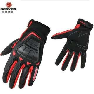 Sarung tangan motor scoyco mc08 original