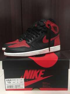 Air Jordan 1 Breds