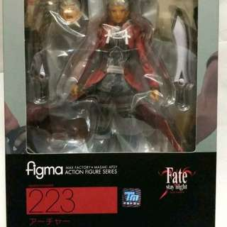 全新 日版 Figma 223 Fate Stay Night Archer