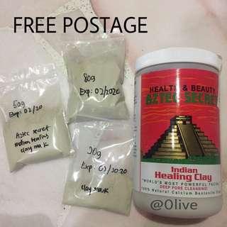 Instock Aztec Secret Indian Healing Clay