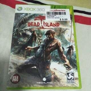 Xbox 360 Game dead island