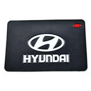 Anti-Slip Dashboard Mat (Car Logo Style)
