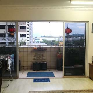 Clementi Maisonette huge exec flat 1600 sqft!