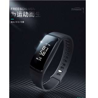 V07 Smart Watch Wristband, Oksale Bluetooth 4.0 OLED Display, Heart Rate, Sleep Monitor, Pedometer Sport Activity Fitness Tracker
