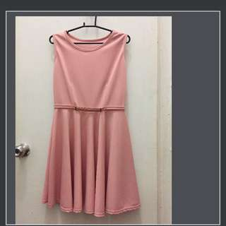Dress for teen and petite adult
