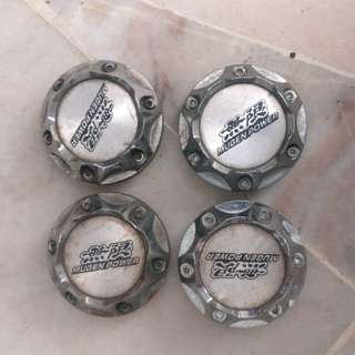 Mugen Power Hub Cap