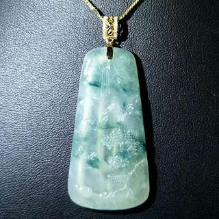 Myanmar Type A Jadeite • Ready Stock!