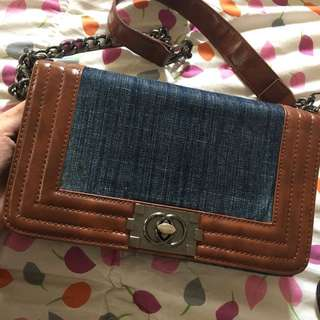 Jeans Denim Bag