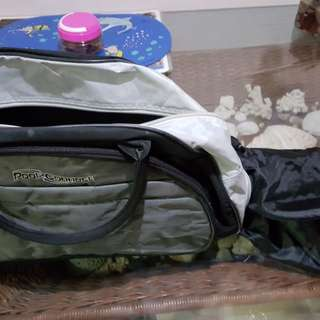 Hand carry bag ( overnighter)