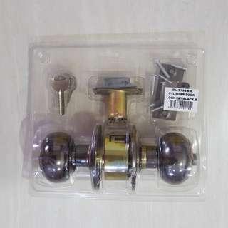 Cylinder Door Lock Set