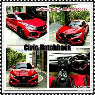 HONDA CIVIC TURBO S 1.5 CVT