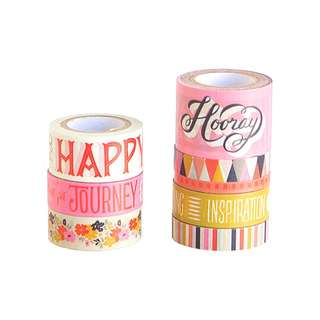 Modern Inspiration Washi Tape Tube by Craft Smart