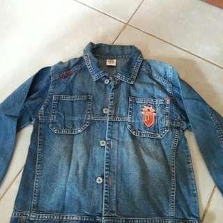 Little m jacket