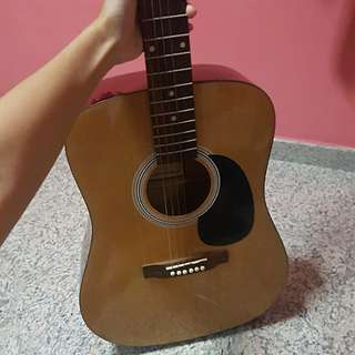 Acoustic Guitar Johnson Est. 1993