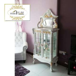 French Furniture Cabinet Pre Order