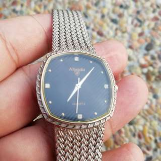 Nivida Swiss Made Original Dress Watch