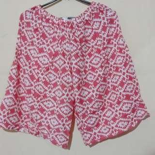 PRELOVED - Celana pendek santai 2