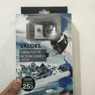 Valore full 1080HD action camera