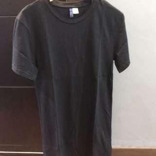 tshirt hnm / kaos hnm oversized