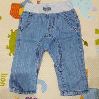 Preloved cotton on pants
