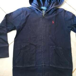 Jacket Hoodie Polo