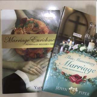 MURMER!! bundle 2 buku MARRIAGE
