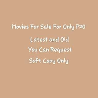 Movies New and Old. You can also Request