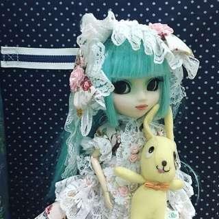 H.naoto gothic Lolita Pullip