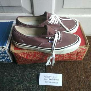 Vans Authentic Anaheim Factory Style 44