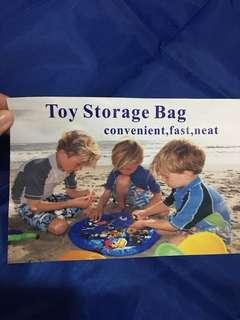 LEGO / Toy Fast Storage Bag / Mat