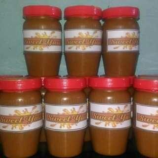 Peanut Butter and Yema Spread