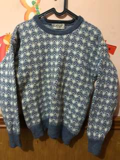 Sweater LANO 100% Wool