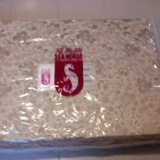 Seahorse Foldable Mattress  brand new a gift for friend