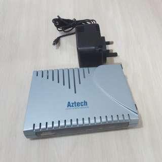 Aztech ADSL Modem DSL306E