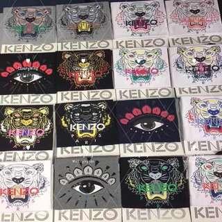 100% authentic kenzo shirt