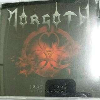 Music CD (2xCD, Metal): Morgoth–1987-1997: The Best Of Morgoth - Legendary Geman Death Metal Band
