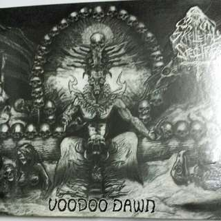 Music CD (Metal): Skeletal Spectre ‎– Voodoo Dawn - Death Metal