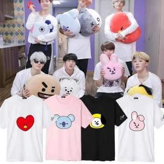 BTS BT21 SHIRT