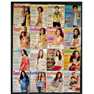 Good Housekeeping Set