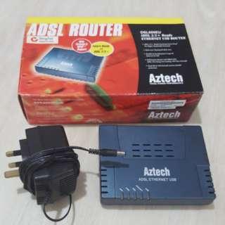 Aztech ADSL Router DSL600EU