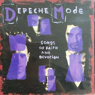 Depeche Mode cd