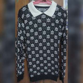 Collar Sweater (Preloved)