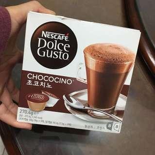 雀巢咖啡膠囊-巧克力可可
