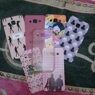 Papercase + Softcase Samsung J2 2015