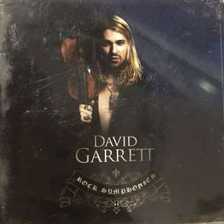 David Garrett cd