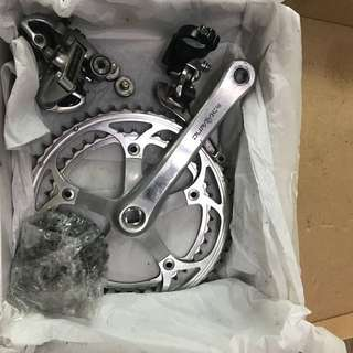 Shimano Dura Ace 8 speed Groupset