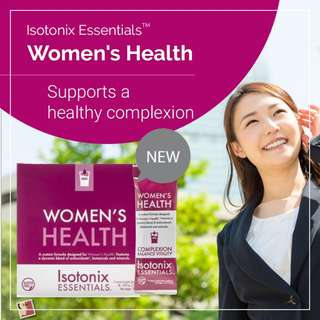 Women's Essential Liquid Vitamins and Supplement