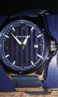 Giordano limited edition watch